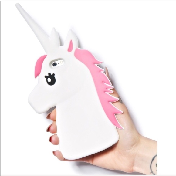 Forever 21 Unicorn Case For Iphone 6/6s
